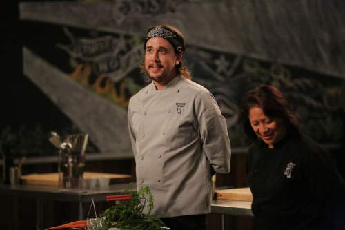 Salt Lake City chef to compete on