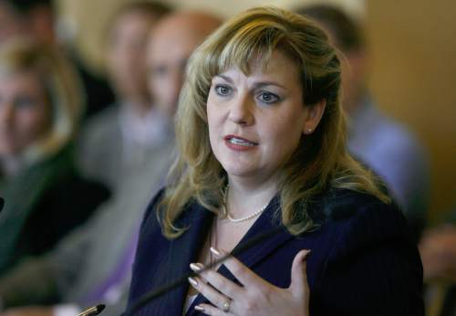 Scott Sommerdorf   |   Tribune file photo Former Rep. Jennifer Seelig, D-Salt Lake City, has joined the administration of Salt Lake City Mayor Jackie Biskupski. She will serve as director of community relations.