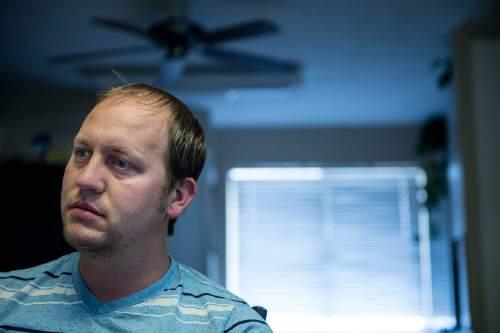 Trent Nelson  |  The Salt Lake Tribune Thomas Jeffs, Colorado City, Thursday February 26, 2015.