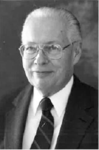 Courtesy photo  Former Mormon Tabernacle organist Robert Cundick.