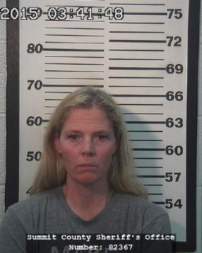 Courtesy  |  Summit County jail  Gold medal skier Picabo Street, 44, was arrested for allegedly assalting her father. She is facing misdemenor charges.