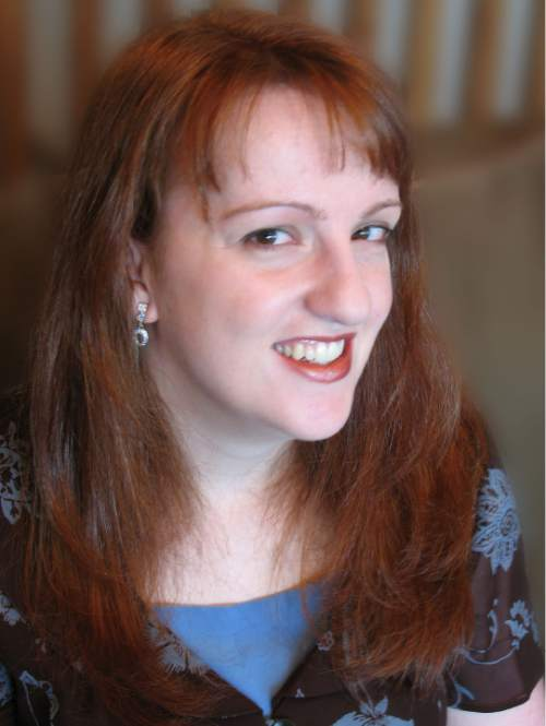 Utah author Jessica Day George