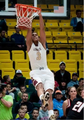 Boys' basketball: Lone Peak's Jackson named Utah's first ...