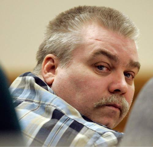 """FILE - In this March 13, 2007 file photo, Steven Avery listens to testimony in the courtroom at the Calumet County Courthouse in Chilton, Wis. Avery, a convicted killer who is the subject of the Netflix series """"Making a Murderer"""" filed a new appeal seeking his release Tuesday, Jan. 12, 2016 in an appeals court in Madison, Wi. Avery was convicted of first-degree intentional homicide in the death of photographer Teresa Halbach a decade ago. (AP Photo/Morry Gash, Pool, File)"""