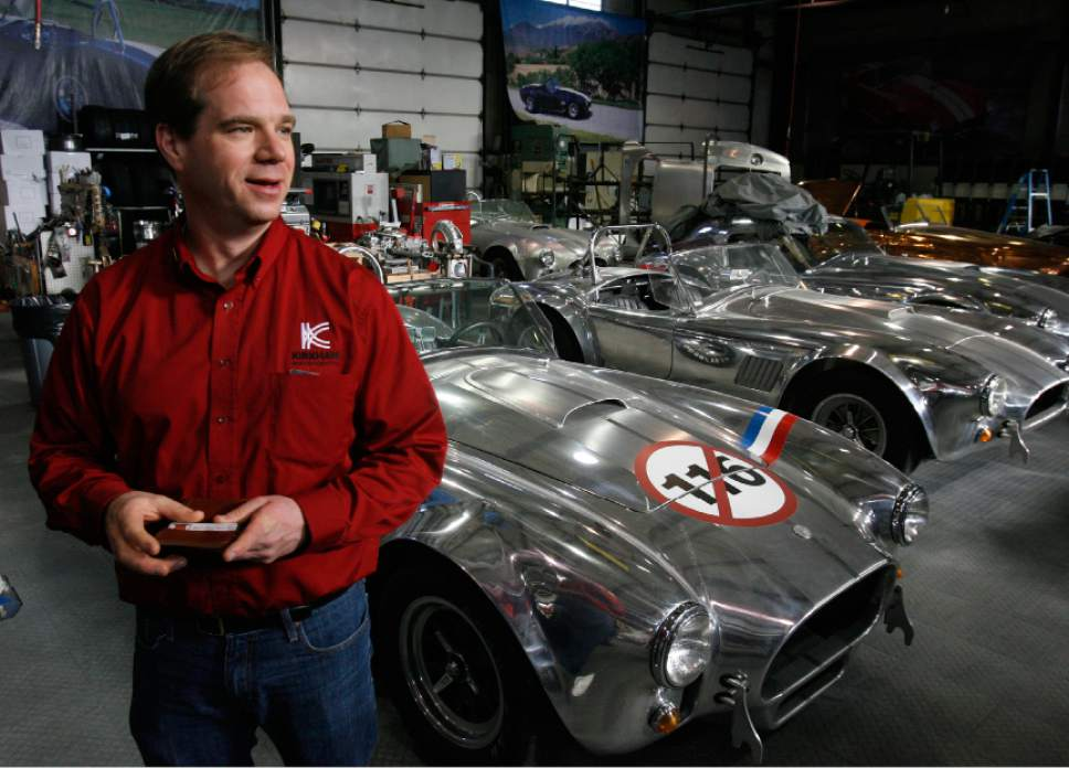 Utah-made roadster\'s ban from auto show reignites debate on dealer ...