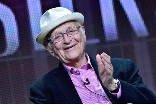 "Norman Lear is the subject of the documentary ""Just Another Version of You,"" which will screen at the Sundance Film Festival and, later, air on ""American Masters"" on PBS.  Credit: Courtesy of Rahoul Ghose/PBS"