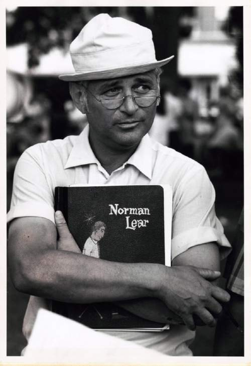Norman Lear, circa 1969-70.  Credit: Courtesy of Norman Lear