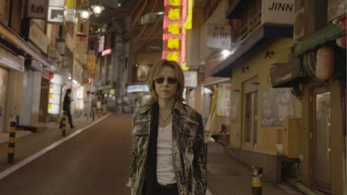 "A scene from the film ""We Are X,"" which will be part of the 2016 Sundance Film Festival lineup. Yoshiki, who is the subject of Stephen Kijak's documentary, will perform an acoustic set at the ASCAP Music Café in Park City on Sunday.  Courtesy Sundance Film Festival"