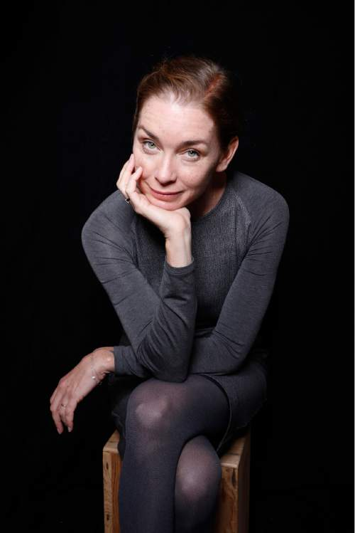 "Actress Julianne Nicholson poses for a portrait to promote the series, ""Sophie and the Rising Sun"", at the Toyota Mirai Music Lodge during the Sundance Film Festival on Saturday, Jan. 23, 2016 in Park City, Utah. (Photo by Matt Sayles/Invision/AP)"