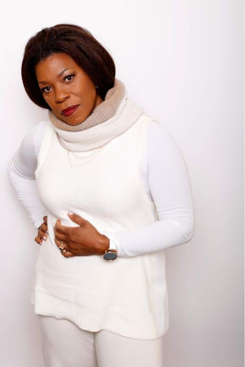 "Actress Lorraine Toussaint poses for a portrait to promote the series, ""Sophie and the Rising Sun"", at the Toyota Mirai Music Lodge during the Sundance Film Festival on Saturday, Jan. 23, 2016 in Park City, Utah. (Photo by Matt Sayles/Invision/AP)"