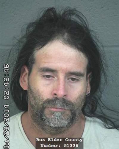 Courtesy   Box Elder County jail  Rex Iverson