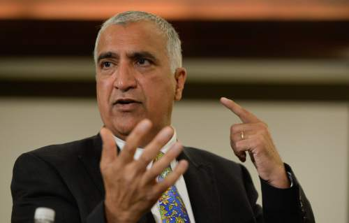 Francisco Kjolseth  |  Tribune file photo Salt Lake County District Attorney Sim Gill favors removing obsolete laws from the books.