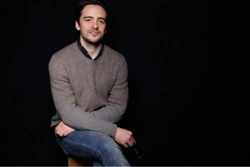 """Actor Vincent Piazza poses for a portrait to promote the film, """"The Intervention"""", at the Toyota Mirai Music Lodge during the Sundance Film Festival on Tuesday, Jan. 26, 2016 in Park City, Utah. (Photo by Matt Sayles/Invision/AP)"""