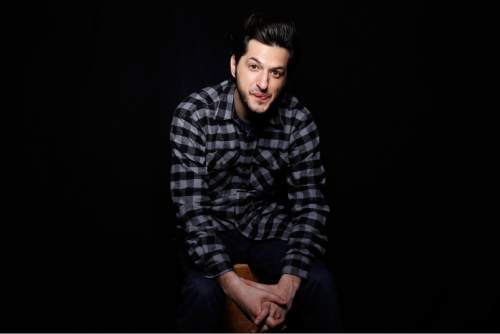 """Actor Ben Schwartz poses for a portrait to promote the film, """"The Intervention"""", at the Toyota Mirai Music Lodge during the Sundance Film Festival on Tuesday, Jan. 26, 2016 in Park City, Utah. (Photo by Matt Sayles/Invision/AP)"""