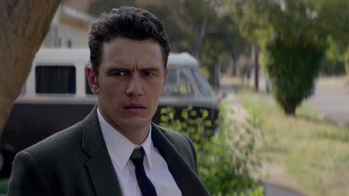 "James Franco stars in ""11.22.63.""  Courtesy Hulu"