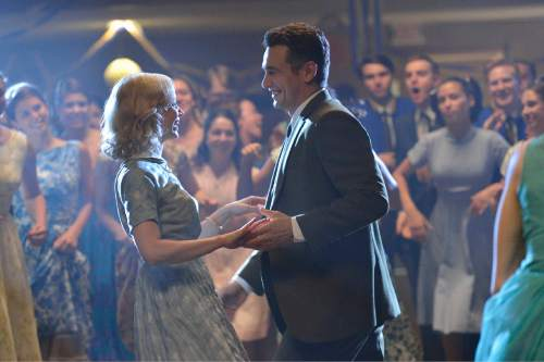 "A scene from ""11.22.63,""  a Hulu series based on Steven King's novel about a teacher who is transported back in time and attempts to prevent JFK's assassination. The first two hours of the nine-hour series (J.J. Abrams is an executive producer) will be screened in a special event at the 2016 Sundance Film Festival. Courtesy  