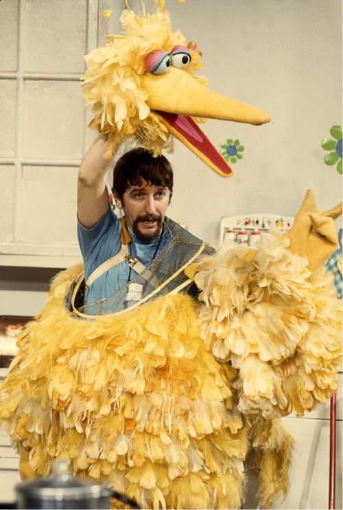 "Courtesy photo  Carol Spinney, the puppeteer behind ""Sesame Street's"" Big Bird and Oscar the Grouch, will speak at Kingsbury Hall in Salt Lake City on Friday after a documentary about his career."