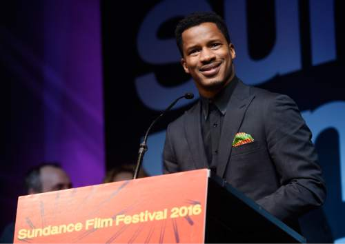 """Nate Parker • Star, director and producer of """"The Birth of a Nation"""""""