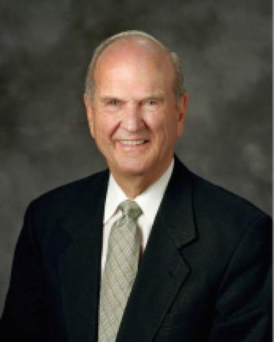 Courtesy LDS.org Russell M. Nelson has been set apart as the new president of the Quorum of The Twelve Apostles for The Church of Jesus Christ of Latter-day Saints. He succeeds Boyd K. Packer, who died July 3.