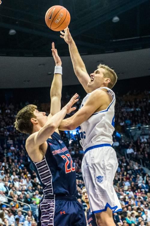 BYU basketball: Cougars beat Saint Mary's 70-59 - The Salt ...