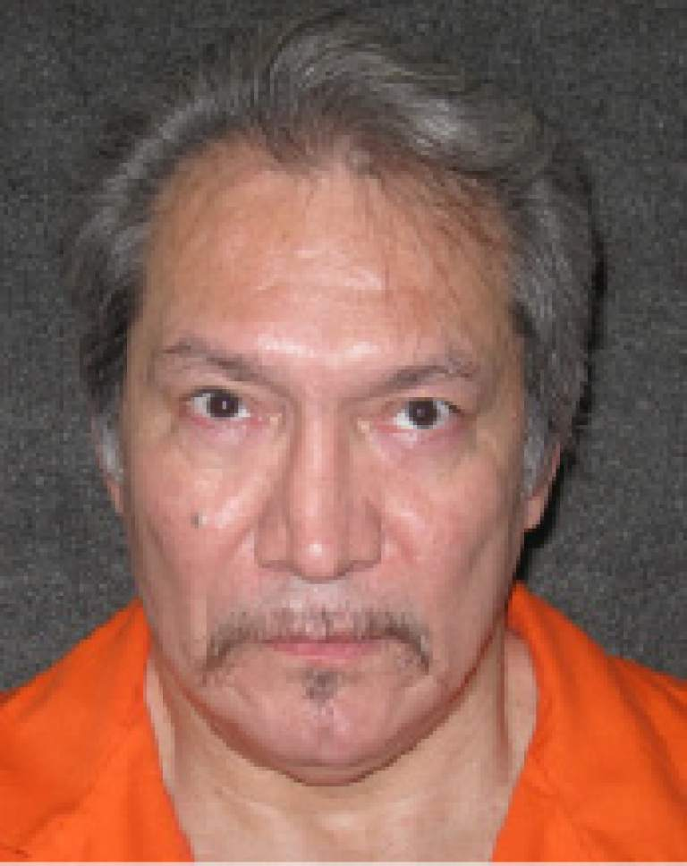 Courtesy  |  Utah Department of Corrections  Utah death row inmate, Floyd E. Maestas.