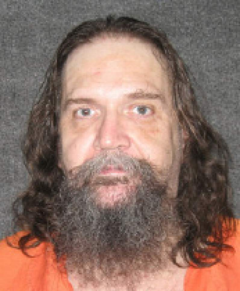 Courtesy  |  Utah Department of Corrections  Utah death row inmate, Ralph L. Menzies.