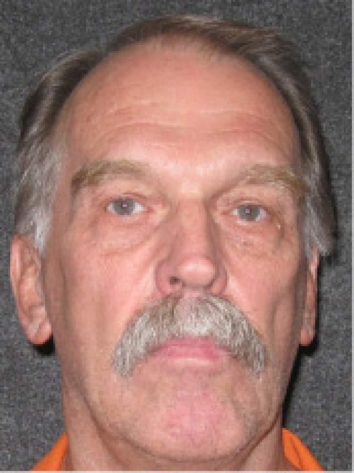 Courtesy  |  Utah Department of Corrections  Utah death row inmate, Ronald W. Lafferty.