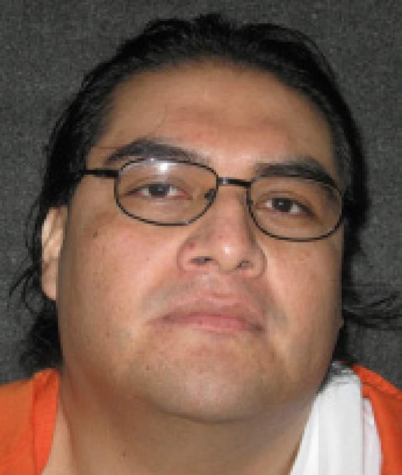 Courtesy  |  Utah Department of Corrections  Utah death row inmate, Taberon D. Honie.