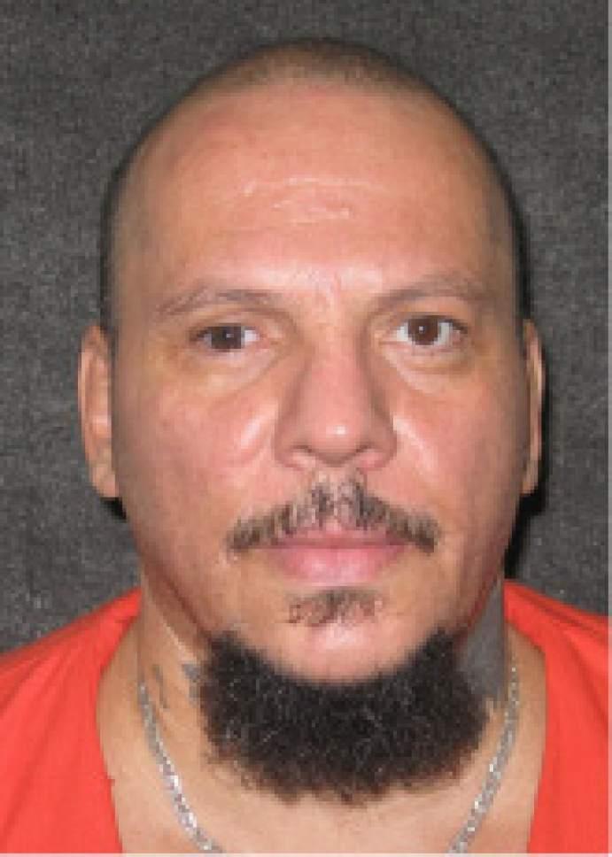 Courtesy  |  Utah Department of Corrections  Utah death row inmate, Michael A. Archuleta.