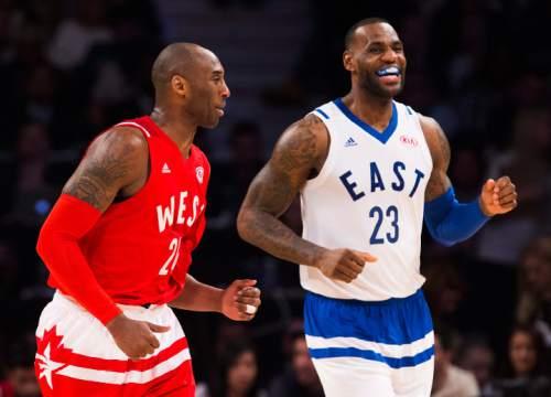 7dde3e898 NBA  Bryant leaves an All-Star Game winner