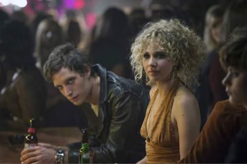 James Jagger Juno Temple star in ìVinyl.î  Photo: HBO