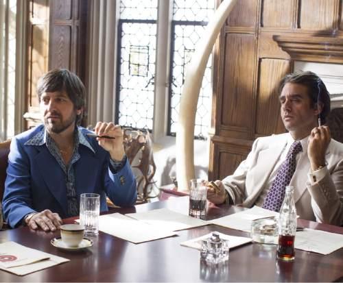 "Ray Romano and Bobby Cannavale star in ""Vinyl.""  Photo: Macall B. Polay/HBO"