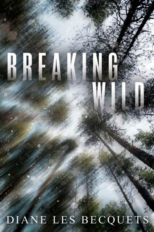 "Book jacket for Diane Les Becquets' novel ""Breaking Wild."" (Courtesy image)"