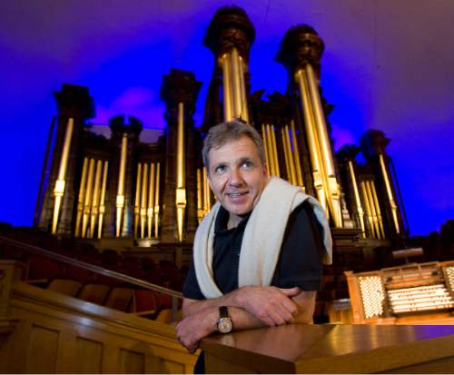 Al Hartmann  |  The Salt Lake Tribune Utah Symphony music director Thierry Fischer, shown in the Salt Lake Tabernacle before a 2011 collaboration with the Mormon Tabernacle Choir, will bring the orchestra back to the Tabernacle for two free performances ó and a recording ó of Mahlerís Symphony No. 8 this week.