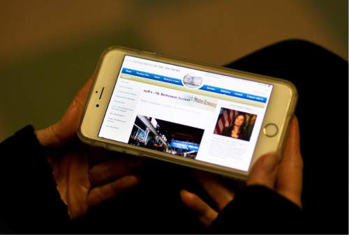 "In this Thursday, Dec. 31, 2015 photo, The U.S. Department of the Treasury website page for myRA - My Retirement Account is displayed on a mobile phone, in Los Angeles. ""myRA is designed to remove common barriers to saving, and give people who want to save an easy way to get started,"" U.S. Treasury Secretary Jacob Lew said in a statement. ""myRA has no fees, no complicated investment options, no risk of losing money and no minimum balance or contribution requirements."" (AP Photo/Jae C. Hong)"