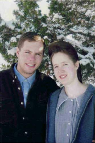 |  Tribune File Photo  Wendell Musser was 19 when polygamous sect leader Warren Jeffs married him to Vivian Barlow, then 17, at a Holiday Inn Express in Kanab. The couple learned a couple hours before the ceremony that they were about to be married -- and just minutes beforehand who their spouse was to be.