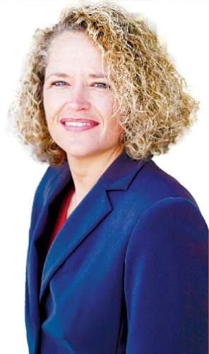 TRIBUNE FILE PHOTO Rep. Jackie Biskupski, D-Salt Lake City.