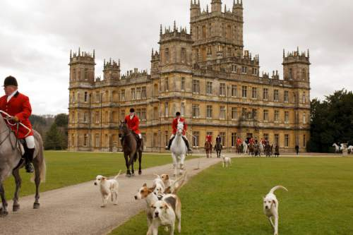 "The two-hour series finale of ""Downton Abbey"" is Sunday,March 6,  8 p.m., KUED-Ch. 7. Courtesy of Nick Briggs/Carnival Film & Television Limited 2015 for Masterpiece"