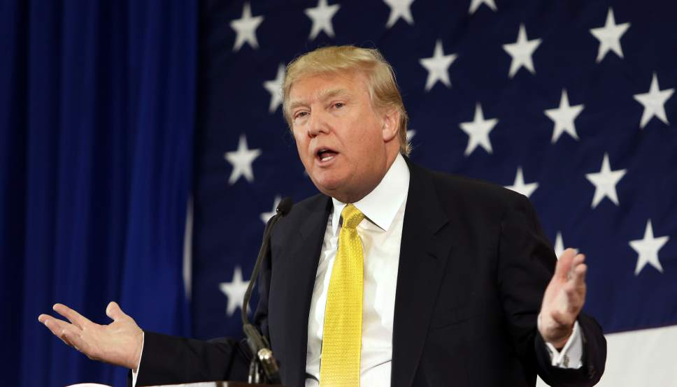 Jim Cole | AP file photo Donald Trump has a Mormon problem that is most pronounced in Utah but extends to other Western states that could make a difference in the November election.