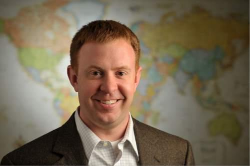Matt Cashore  |  University of Notre Dame Patrick Mason is the Howard W. Hunter Chair of Mormon Studies at Claremont Graduate University. He formerly was an associate professor at Notre Dameís Kroc Institute for International Peace Studies