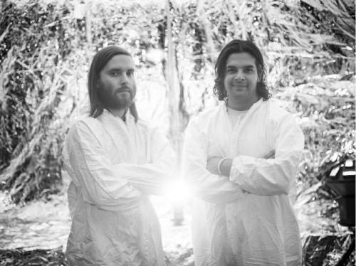 Utah sci-fi electro duo Conquer Monster performs Friday, March 11, with El Ten Eleven at Urban Lounge in Salt Lake City. Robbie Petersen  |  Courtesy