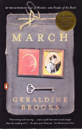 "Courtesy Photo  The Pulitzer Prize-winning novel ""March."""
