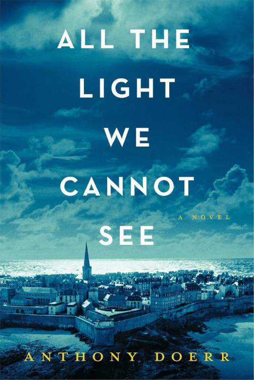 "Courtesy Photo  The Pulitzer Prize-winning novel ""All the Light We Cannot See."""