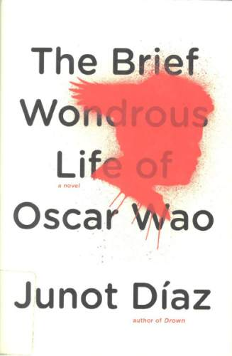 "Courtesy Photo  The Pulitzer Prize-winning novel ""The Brief Wondrous Life of Oscar Wao"""