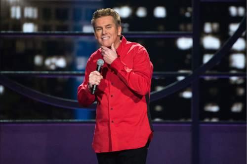 Comedian Brian Regan performs March 18 and 19 at Vivint Smart Home Arena in Salt Lake City. Friedman Bergman    Courtesy