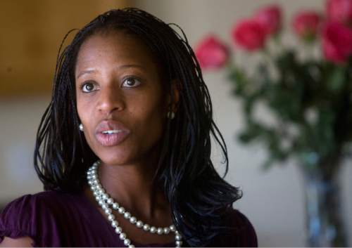 Al Hartmann  |  The Salt Lake Tribune    11/6/2009   Mia Love was elected mayor of Saratoga Springs Tuesday November 3rd, becoming the first black woman to hold a mayor's office in Utah.
