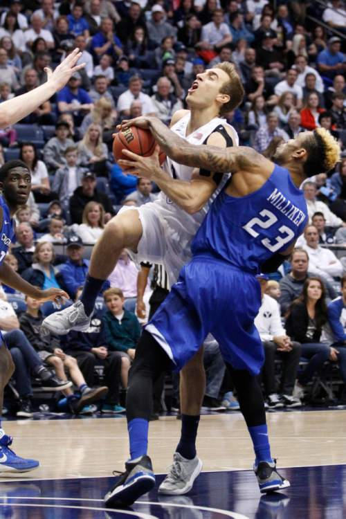 BYU men's basketball: Cougars savoring another trip to NIT semifinals - The Salt Lake Tribune