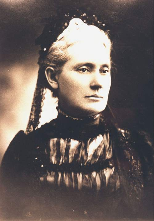 Emma J. McVicker in an undated photo.
