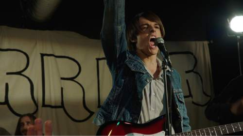 """Courtesy photo Kenny Holland plays Jimmy, the troubled teen at the center of the LDS-themed musical """"Saturday's Warrior."""""""