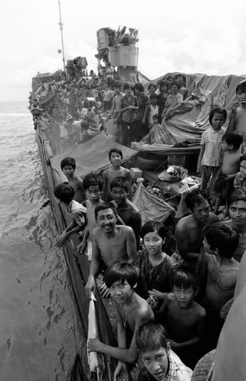 Vietnam Flüchtlinge